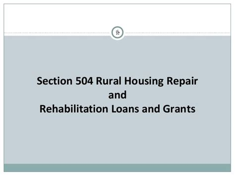 section 504 texas section 504 loan 28 images hud section 504 fair
