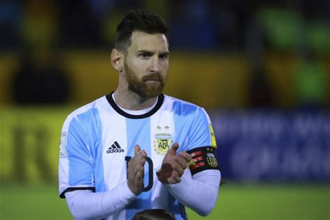 messi world cup 2018 text of quotes from messi after argentina