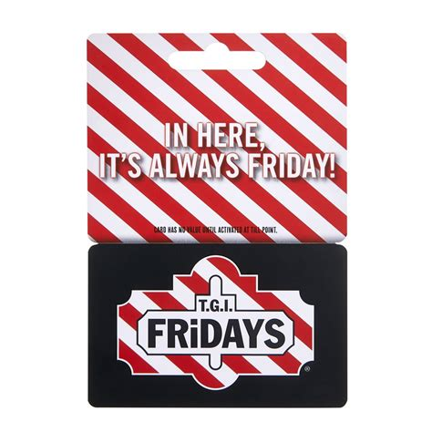 printable gift card tgi fridays tgi fridays 163 10 163 250 gift card at wilko com