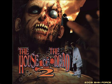 the house of the dead 404 not found