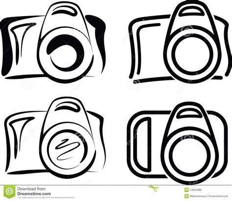 clipart macchina fotografica macchine fotografiche illustrazione vettoriale