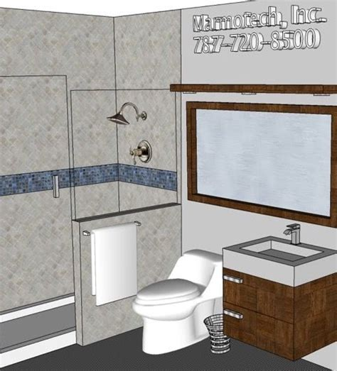 Bathroom Remodle Ideas 17 best images about bathroom 5x8 on pinterest