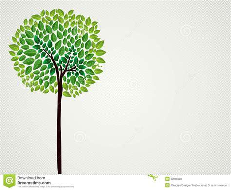 designer trees trendy concept tree design royalty free stock photos