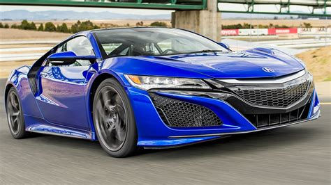 acura supercar 2017 2017 acura nsx the slowest supercar in the