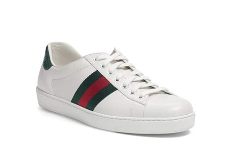 Gucci Restock restock gucci new ace leather sneaker quot white quot sneaker