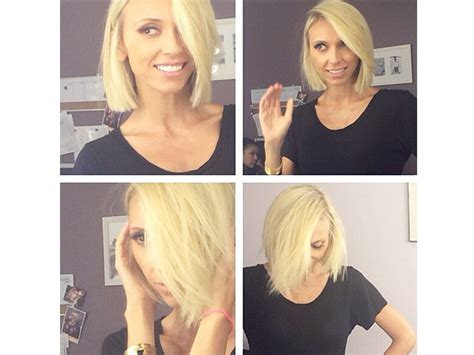what color of hair does juliana rancic have photo giuliana rancic dyes hair blonde giuliana rancic