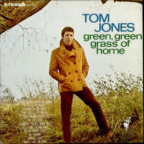 tom jones green green grass of home canadian vinyl lp