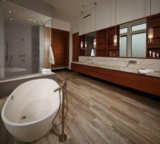 Modern Bathroom Houston Sugarland Canal Residence Modern Bathroom Houston