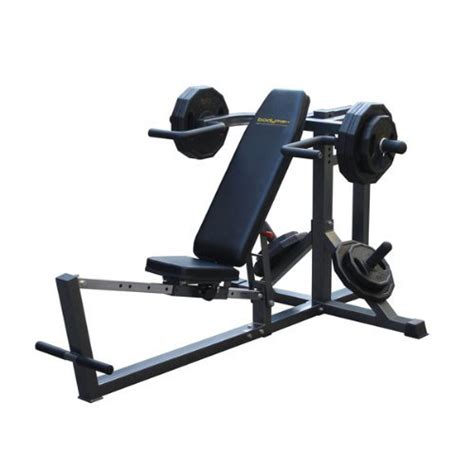 lever bench press machine bodymax cf666 lever bench press review