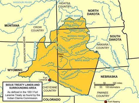 standing rock reservation map section 6 standing rock reservation dakota studies