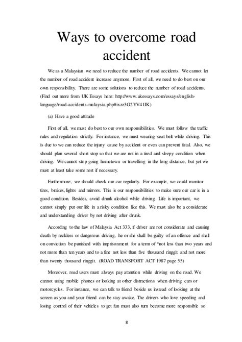 Reckless Driving Essay by Reckless Driving Essay What Is An Essay An Essay Is Usually A Of Writing Persuasive