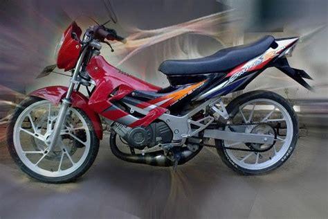 Alarm Motor Buat Satria Fu galeri modifikasi satria 2 tak adityaprad s