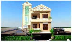 House Design Gallery India by Pics Photos House Maps Designs In India