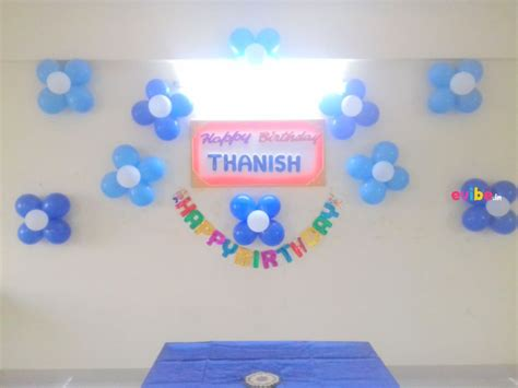 10 best decorations for home birthday in hyderabad