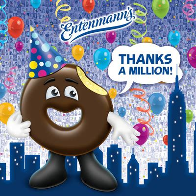 American Senior Citizens Sweepstakes Company - entenmann s 174 celebrates fan tastic milestone of one million facebook likes
