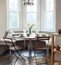 Breakfast Banquette by Built In Banquette Cottage Dining Room