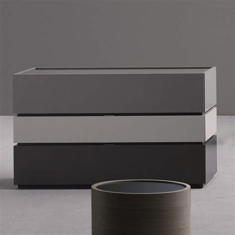 Grey Chest Of Drawers Uk by Como Grey Chest Of Drawers Gloss Or Matt
