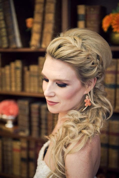 19 gorgeous hairstyles for your wedding day weddbook