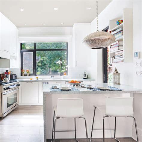cuisine toute blanche revger com deco cuisine toute blanche id 233 e inspirante