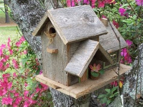 21 bird houses handmade from wood