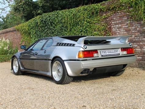 A la venta un BMW M1 AHG Tuning de 1981   Periodismo del Motor