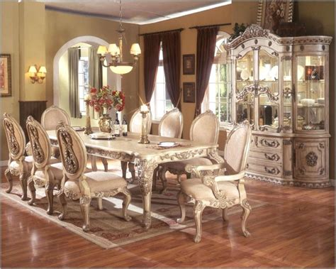 Formal Dining Room Furniture by Formal Dining Room Sets For 8 Marceladick Plan 12