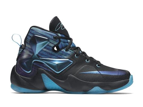 nike adds summit lake hornets look to lebron 13 for
