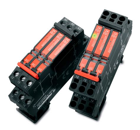 weidmuller terminal block with diode weidmuller solid state relays