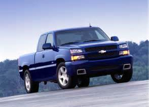 2003 chevrolet silverado ss chevy pictures photos