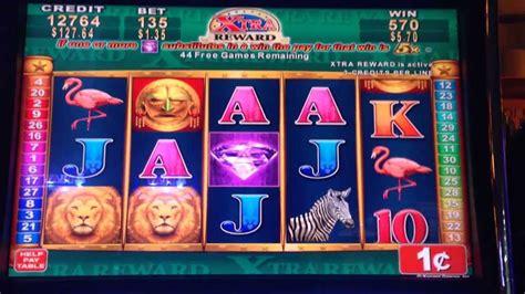 great africa konami slot machine bonus win
