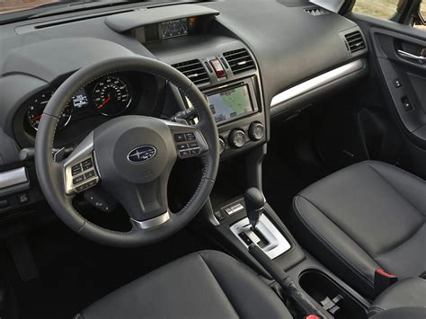subaru suv 2016 interior 2016 subaru forester price photos reviews features