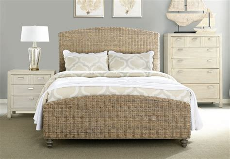 queen bed rails for headboard and footboard panama jack woven queen headboard footboard and rails
