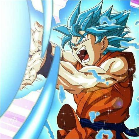 imagenes de goku transformado en super sayayin 50 goku super sayayin blue