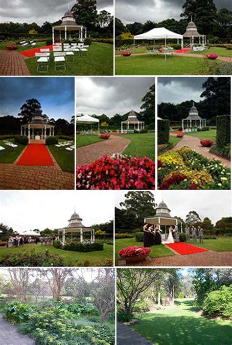 botanical gardens wollongong wollongong wedding venues polka dot