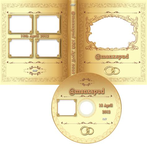 18 psd dvd template images free dvd label templates