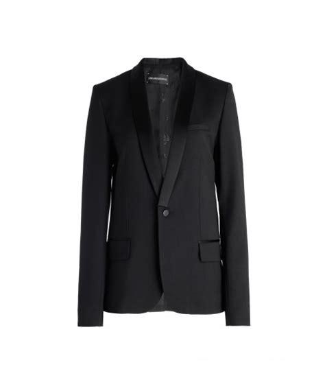 veste pour femme vamy deluxe noir zadig voltaire