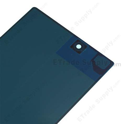 Back Door Back Cassing Sony Xperia Z Ultra Ori Warna Putih sony xperia z ultra xl39h battery door black with sony