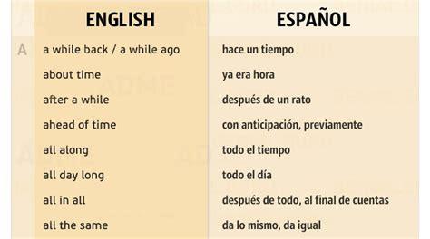 preguntas mas comunes en ingles con pronunciacion 155 frases indispensables para sostener una conversaci 243 n