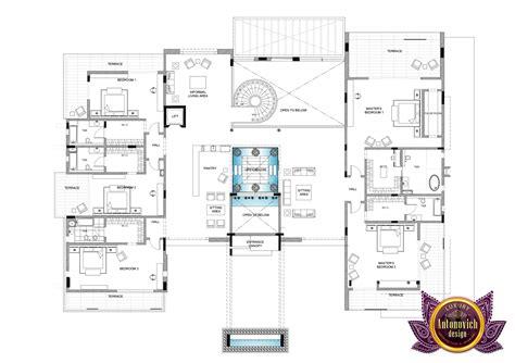 xco design online modern villa project in dubai