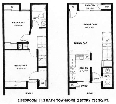 two story apartment floor plans 2 story apartment design vernie s home building ideas townhouse apartment design house design