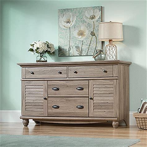 Sauder Bedroom Furniture by Sauder 414942 Harbor View Dresser The Furniture Co