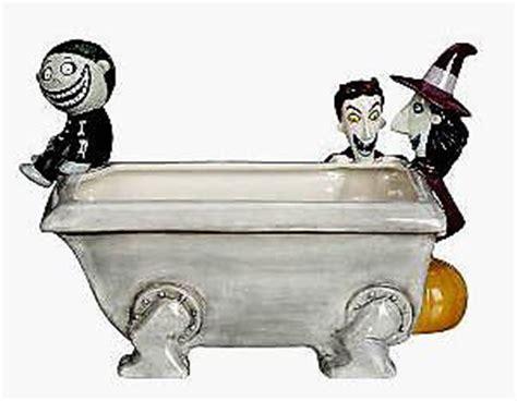 nightmare before christmas bathtub amazon com nightmare before christmas lock shock and