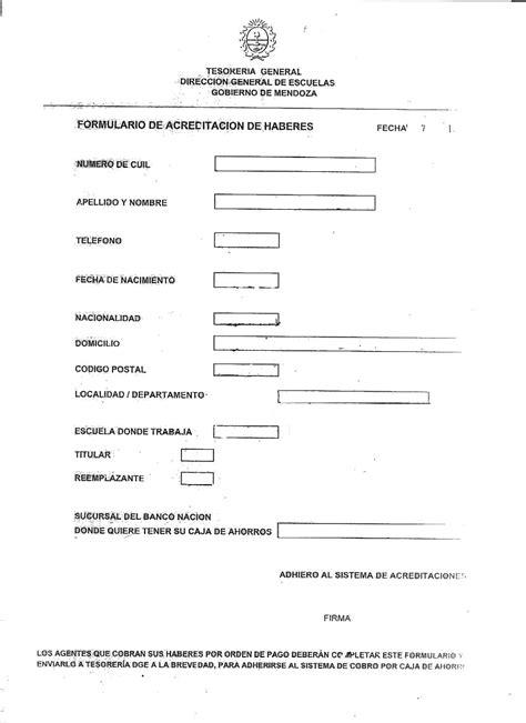 dgcye formulario de declaracin jurada de cargos y actividades formularios y leyes 250 tiles