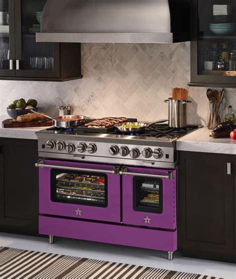 purple stove cook   color   kitchen  pops
