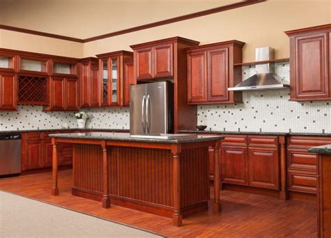 charleston cherry kitchen falfas cabinet stone in sarasota fl http falfascabinet com - kitchen remodeling company sarasota roberts brothers con