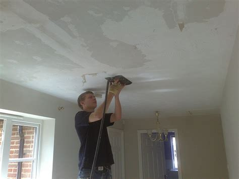 how to finish drywall ceiling painting how do i get rid of this ceiling finish and