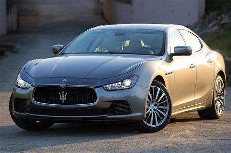 new maserati ghibli 2014 maserati ghibli front left view photo 38