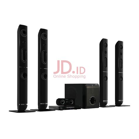 Polytron Home Theatre 5 1 Pht 925 jual polytron home theater 5 1 pht 925l jd id