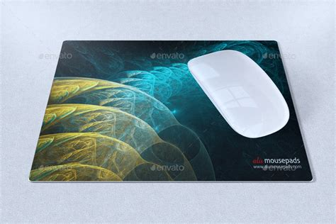 Mouse Pad Design Template aluminium mousepad mock up by sealord graphicriver
