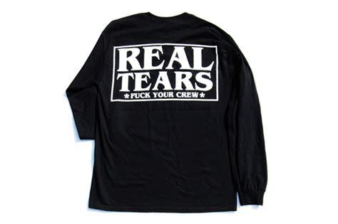 Longsleeve Fyc real tears fyc longsleeve